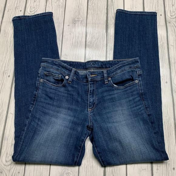 Lucky Brand Denim - Lucky Brand Sweet Straight Jeans Size 6 28